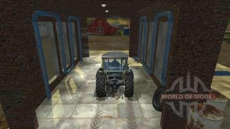 Car wash for Farming Simulator 2015