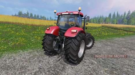 Case IH Puma CVX 200 v1.2 for Farming Simulator 2015
