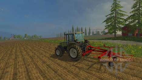 Agram Twin331 for Farming Simulator 2015
