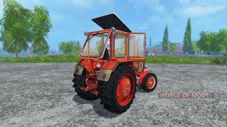 MTZ 80 Belarus v3.0 for Farming Simulator 2015