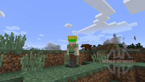 Night Vision Mining Hats for Minecraft