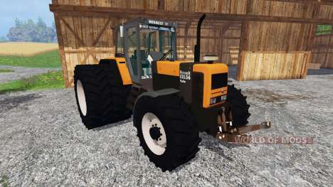 Renault 155.54 for Farming Simulator 2015