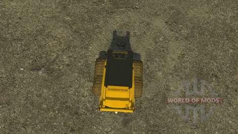 Gehl 4835SXMT for Farming Simulator 2015