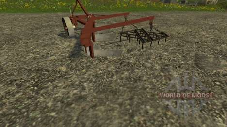 PLN 3-35 for Farming Simulator 2015