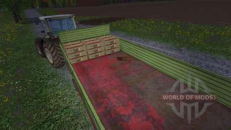 Apples and lemons v1.2 for Farming Simulator 2015