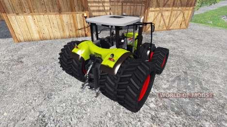 CLAAS Arion 650 for Farming Simulator 2015