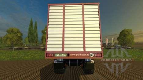 Pöttinger Jumbo Combiline 6610 for Farming Simulator 2015