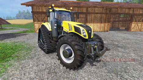 New Holland T8.435 600EVO for Farming Simulator 2015