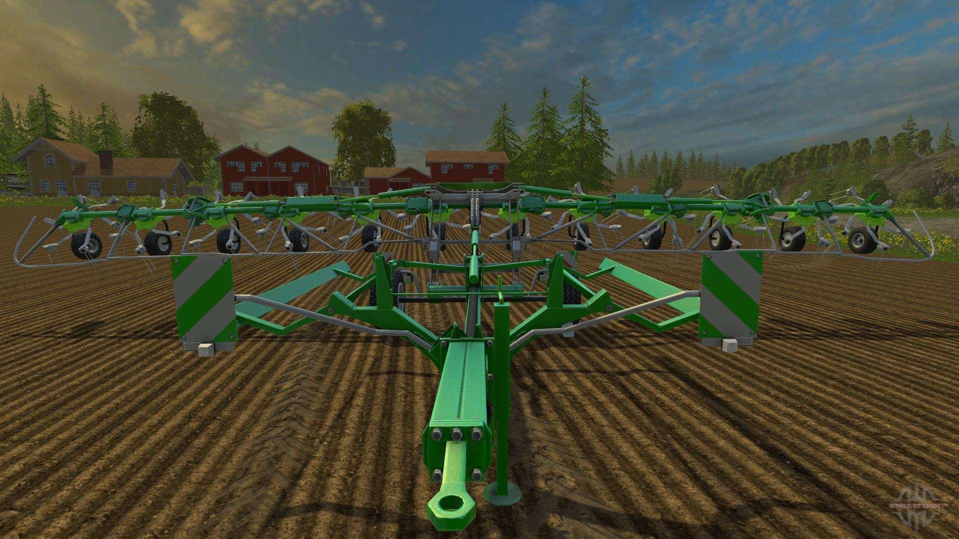 Pöttinger HIT 12 14 T S for Farming Simulator 2015