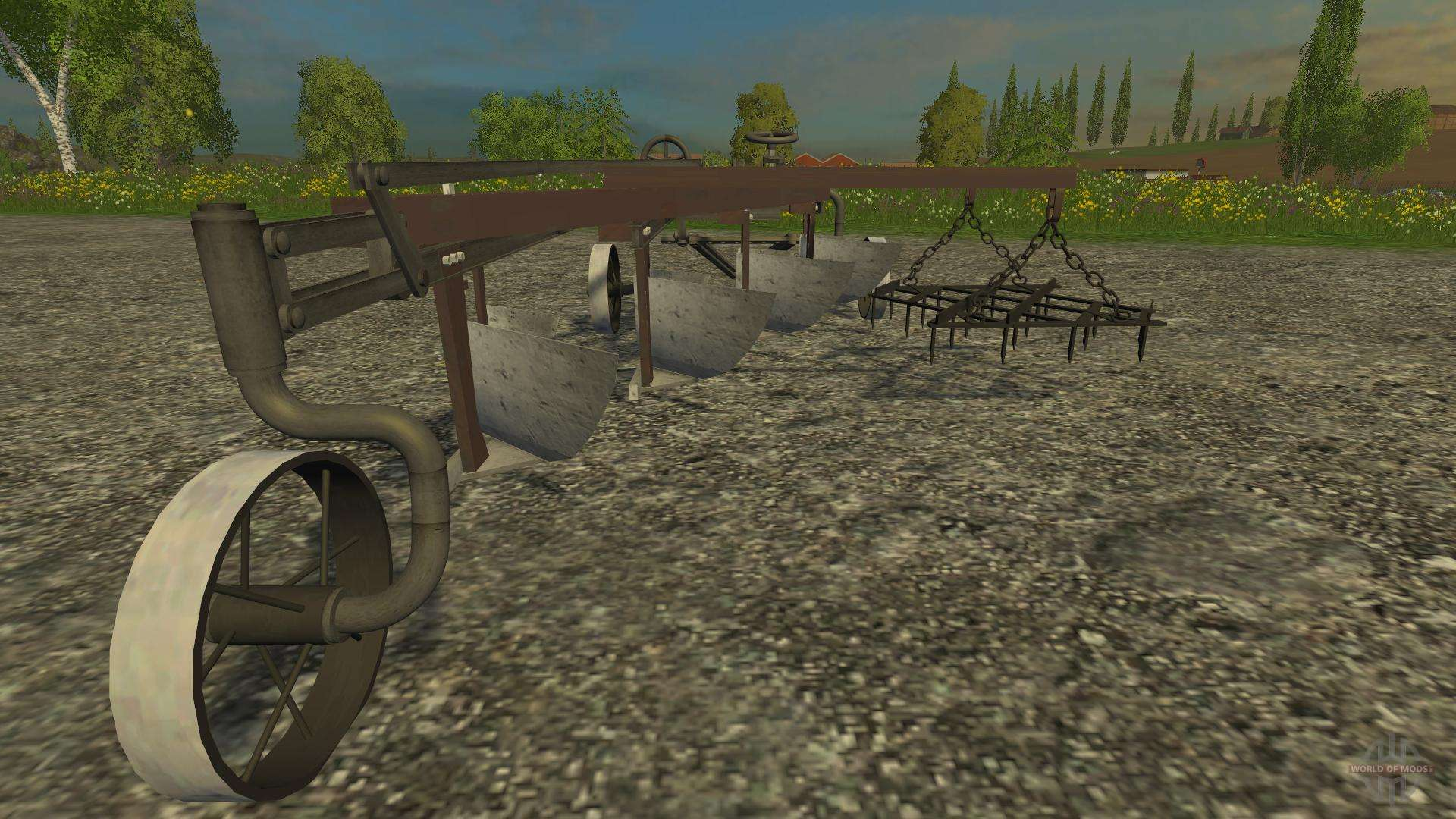 PLN: PLN 4-35 For Farming Simulator 2015