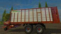 Pöttinger Jumbo Combiline 6610 for Farming Simulator 2015