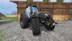 Deutz-Fahr Agrotron 7250 TTV Black Edition v2.0 for Farming Simulator 2015