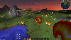 Fire Flower for Minecraft