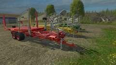 Arcusin FS 63-72 for Farming Simulator 2015
