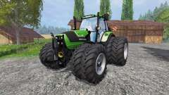 Deutz-Fahr Agrotron 6190 TTV v2.0 for Farming Simulator 2015