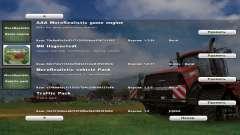 moreRealistic v1.3.61 for Farming Simulator 2013