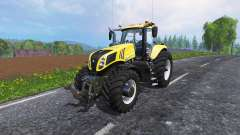 New Holland T8.320 600EVO v1.1 for Farming Simulator 2015