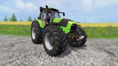 Deutz-Fahr Agrotron 7250 TTV v1.1 for Farming Simulator 2015
