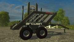 Arcusin FS 8-12 for Farming Simulator 2015