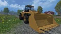Cat 980H AWS v3 for Farming Simulator 2015