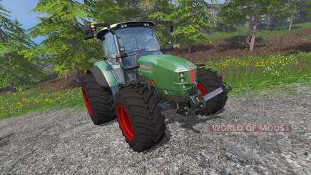 Huerlimann XM 130 4Ti for Farming Simulator 2015