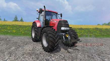 Case IH Puma CVX 200 v1.2 for Farming Simulator 2015