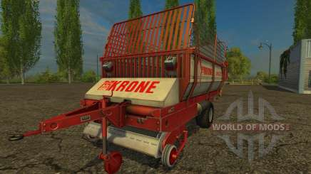 Krone Turbo 2500 for Farming Simulator 2015
