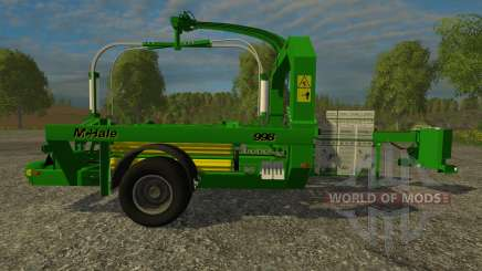 McHale 998 for Farming Simulator 2015