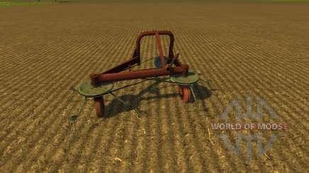 Tedder Spider for Farming Simulator 2013
