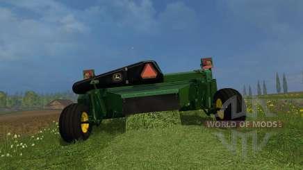 John Deere 956 MOCO for Farming Simulator 2015