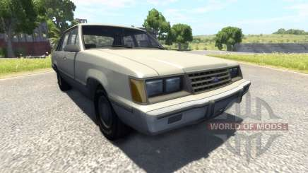 Ford LTD 1968 for BeamNG Drive