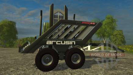 Arcusin FS 8-12 for Farming Simulator 2015