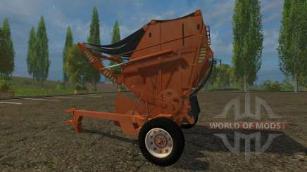 Baler PDP-1.6 for Farming Simulator 2015