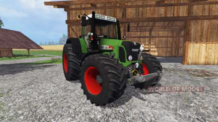 Fendt 820 Vario v3.0 for Farming Simulator 2015
