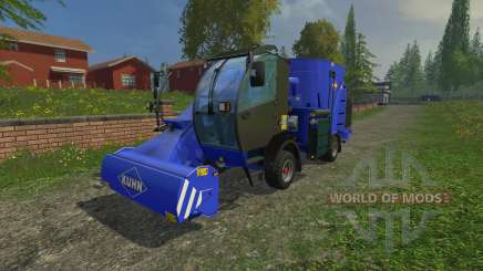 Kuhn SPV 14 Extreme for Farming Simulator 2015