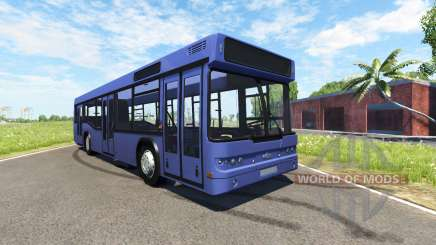 MAZ-203 purple for BeamNG Drive