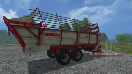 Krone Turbo 3500 for Farming Simulator 2015