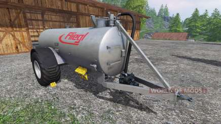 Fliegl VFW 10600 for Farming Simulator 2015