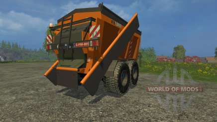 Panien PW 18-10E for Farming Simulator 2015