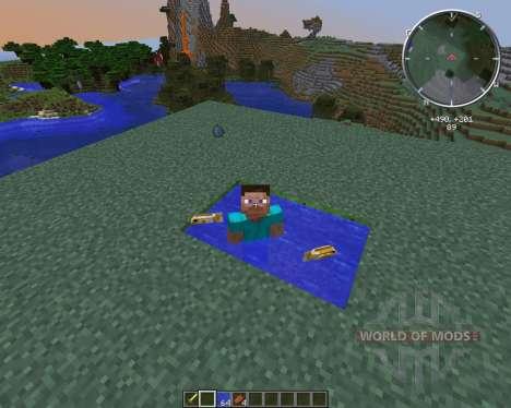 Koi Fish for Minecraft