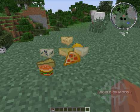 Cheese for Minecraft