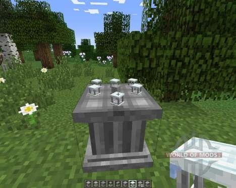 Crafting Pillar for Minecraft