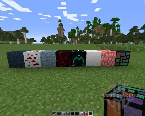 The Mists of RioV for Minecraft