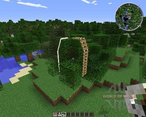 Zipline for Minecraft