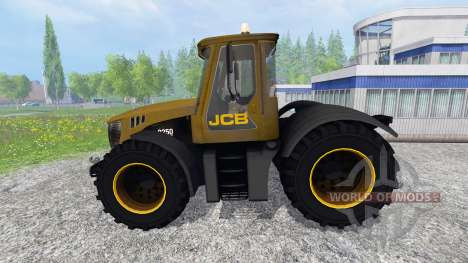 JCB 8250 Fastrac v0.9 for Farming Simulator 2015