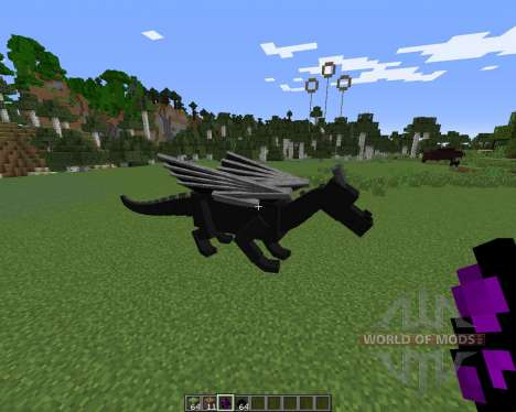 Dragon Mounts for Minecraft