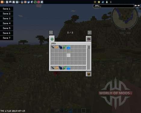 JARM for Minecraft