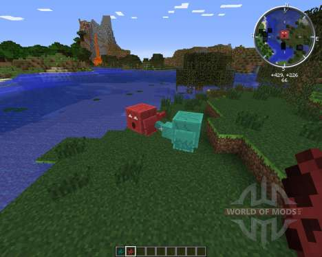 Stuff Worth Throwing for Minecraft