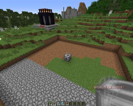 Clearing Block for Minecraft
