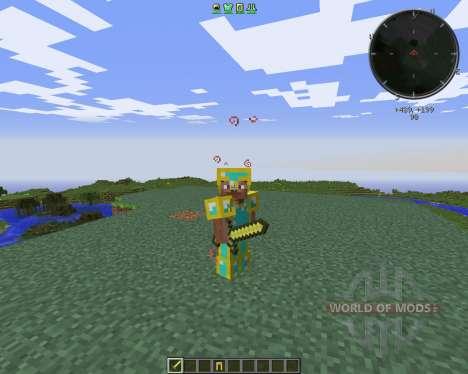 Gilded Armor for Minecraft